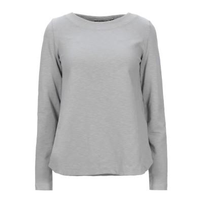 EUROPEAN CULTURE スウェットシャツ ライトグレー XXS コットン 95% / ポリウレタン® 5% スウェットシャツ