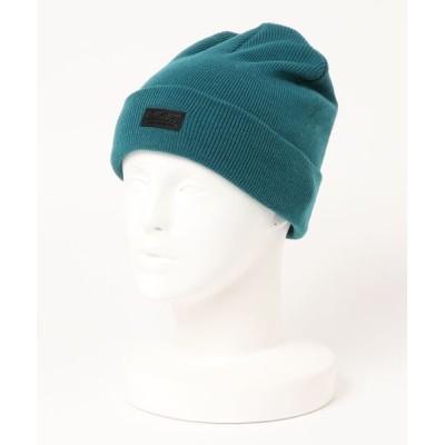 IO / 【WILD THINGS】MINI LOGO WATCH CAP WOMEN 帽子 > ニットキャップ/ビーニー