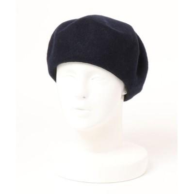 Ray Cassin / ビッグフェルトベレー WOMEN 帽子 > ハンチング/ベレー帽