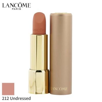 ランコム リップスティック Lancome 口紅 L'Absolu Rouge Intimatte Matte Veil Lipstick #212 Undressed 3.4g