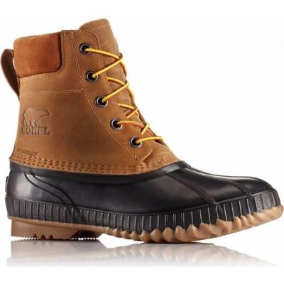 ソレル Sorel メンズ ブーツ シューズ・靴 Cheyanne(TM) II Boots Chipmunk/Black