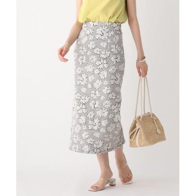 AG by aquagirl(エージー バイ アクアガール) ジャカードジャージタイトスカート