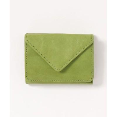 VitaFelice / 本革ミニ財布 二つ折り財布 小銭入れ付き WOMEN 財布/小物 > 財布