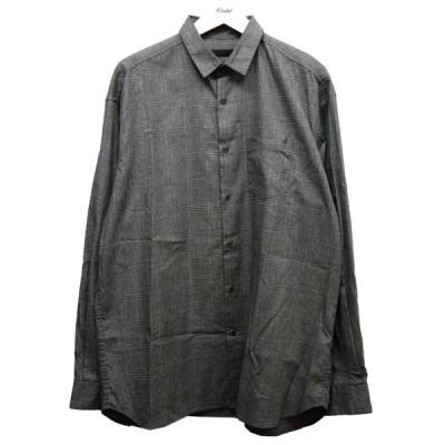 juha 19AW「OVER SHIRT」オーバーサイズチェックシャツ (中目黒店) 201001