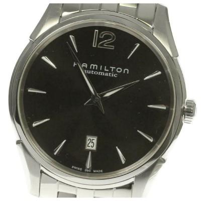☆美品【HAMILTON】ハミルトン ジャズマスター H386150 自動巻き メンズ