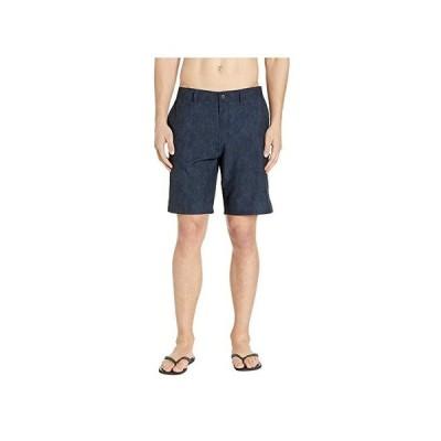 ディーシーシュー Fast Link Hybrid Shorts メンズ 半ズボン Dark Indigo