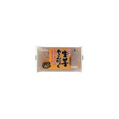 4120527-sk 有機  生芋糸こんにゃく 250g【創健社】