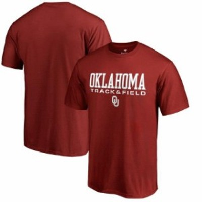 Fanatics Branded ファナティクス ブランド スポーツ用品  Fanatics Branded Oklahoma Sooners Crimson True Sport Tra