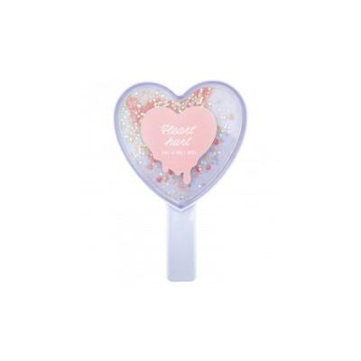 シャカシャカミラー 鏡 Heart hurt 84053 約W12×H18×D1cm