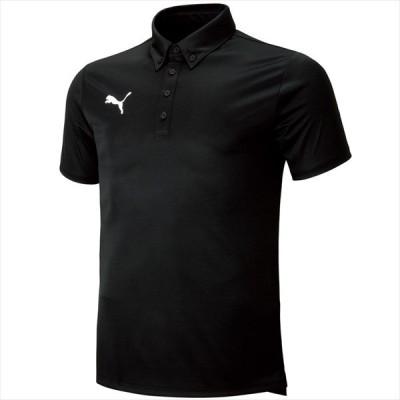 [puma]プーマ SS Polo Shirts (656336)(02) ブラック[取寄商品]