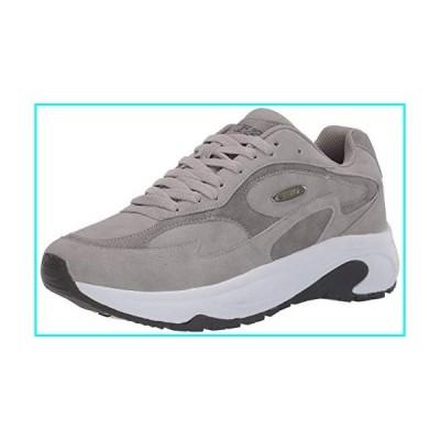 Lugz Men's Typhoon Sneaker, Light Grey/Grey/White/Dark Grey, 11 D US