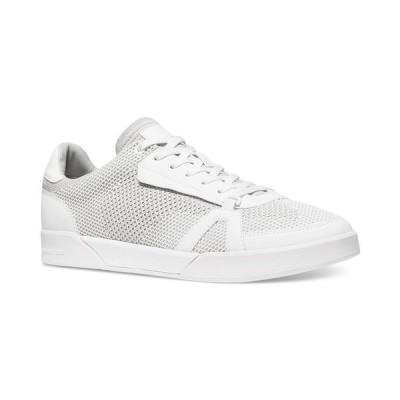 マイケルコース スニーカー シューズ メンズ Men's Adrian Sneakers Optic White