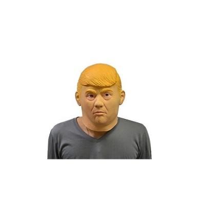 ハロウィンパーティー ハロウィーン トランプ大統領 お化け 幽霊 お面 被り物 コスプレ 仮装
