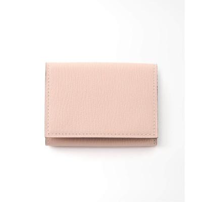 レディース スピック&スパン 【L'arcobaleno】ミニウォレットSP ピンク フリー