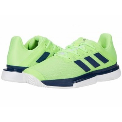adidas アディダス メンズ 男性用 シューズ 靴 スニーカー 運動靴 SoleMatch Bounce Signal Green/Tech Indigo/Footwear【送料無料】