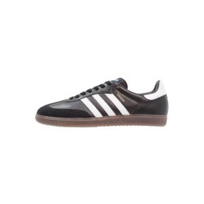 アディダスオリジナルス メンズ スニーカー シューズ SAMBA OG - Trainers - core black/footwear white core black/footwear white