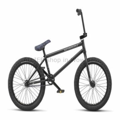 """BMX 私たち2019 CRYSIS 21マットブラックコンプリートBMXバイク21 """"S& M 21インチ  WE TH"""
