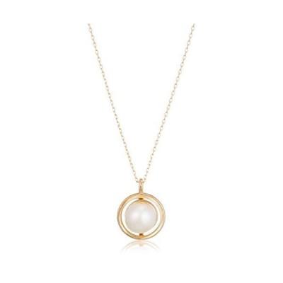 [ブルーム] 真珠 ネックレス BAPGB539RF40 イエローゴールド