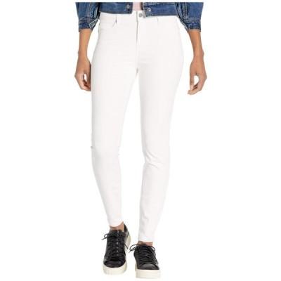 リバプール Liverpool レディース ジーンズ・デニム ボトムス・パンツ Penny Skinny Jeans in White White