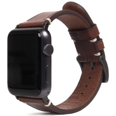 SLG Design Apple Watch バンド 44mm 42mm レザー イタリアン アップルウォッチ ベルト Series 6 / Seri
