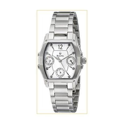 Bulova Women's 96P127 Wintermoor Multifunction Watch 並行輸入品