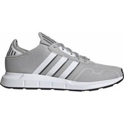 アディダス メンズ スニーカー シューズ adidas Men's Swift Run X Shoes Grey/White/Grey