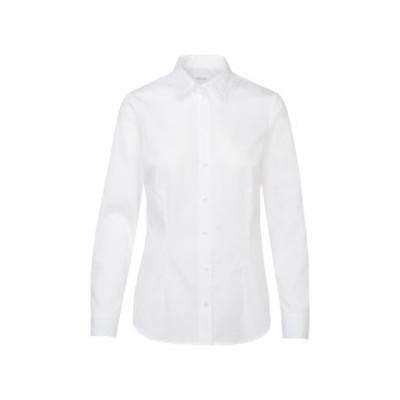 サイデンステッカー レディース シャツ トップス Button-down blouse - weiss weiss