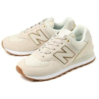 Newbalance(ニューバランス) WL574 SOA オフホワイト