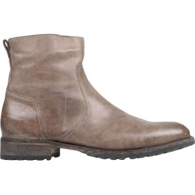 ベルスタッフ BELSTAFF メンズ ブーツ シューズ・靴 biker boots Khaki