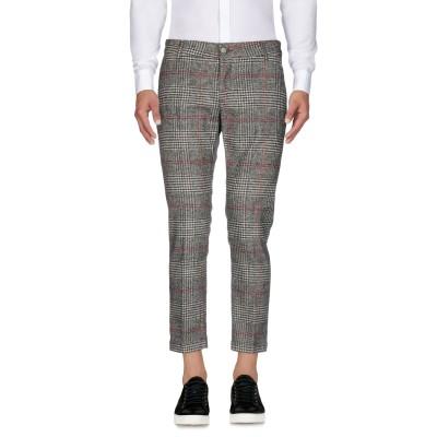 アントレ アミ ENTRE AMIS パンツ 鉛色 29 バージンウール 66% / ナイロン 33% / ポリウレタン 1% パンツ