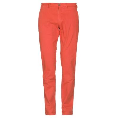 フォーティーウエフト 40WEFT パンツ 赤茶色 52 コットン 98% / ポリウレタン 2% パンツ