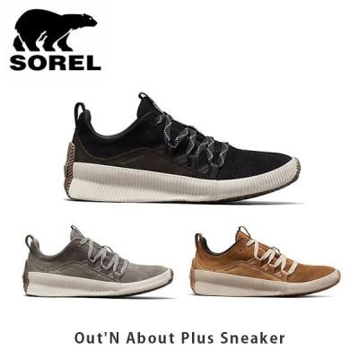 ソレル SOREL レディース アウトアンドアバウトプラススニーカー スニーカー 防水 カジュアル タウンユース シューズ 靴 Out'N About Plus Sneaker SORNL3408