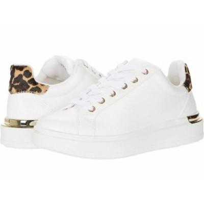 スティーブ マデン レディース スニーカー シューズ Jaxie Sneaker White/Leopard