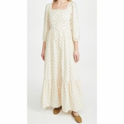 メドウズ Meadows レディース ワンピース ワンピース・ドレス Ixora Dress Winter Ditsy