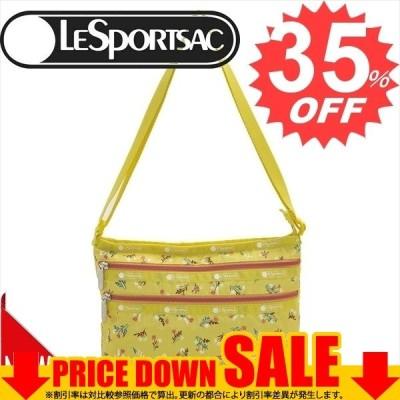 レスポートサック バッグ ショルダーバッグ LESPORTSAC QUINN BAG 3352  F561 YUCCA YELLOW BOUQUET クインバッグ 比較対照価格8,800 円