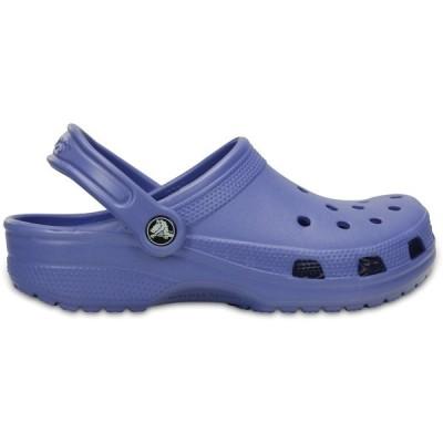 クロックス サンダル シューズ メンズ Crocs Adults' Classic Clogs Purple Medium 01