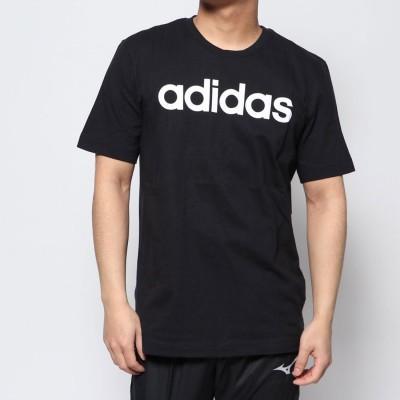 アディダス adidas メンズ 半袖Tシャツ M ESSENTIALS リニアTシャツ DU0404