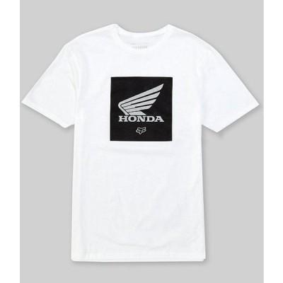 フォックス メンズ シャツ トップス Honda Premium Update Short-Sleeve Graphic T-Shirt