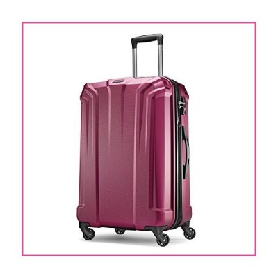 "Samsonite OPTO 25"" Spinner Luggage (Plum)並行輸入品"