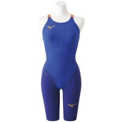 ミズノ レディース 【Global fitting pattern】GX-Sonic IV MR Elite Swimsuit 【Womens】 27ブルー M スイム 競泳水着 GX・SONIC4 N2GG9202
