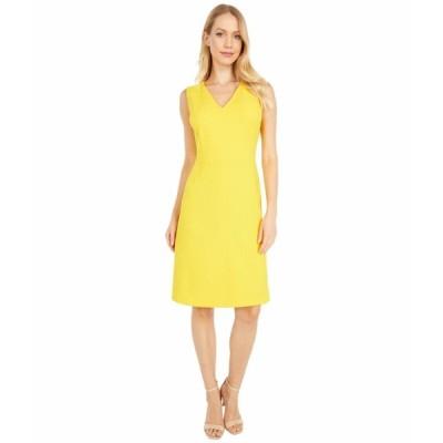 ラルフローレン ワンピース トップス レディース Aymeline Sleeveless Day Dress Summer Lemon