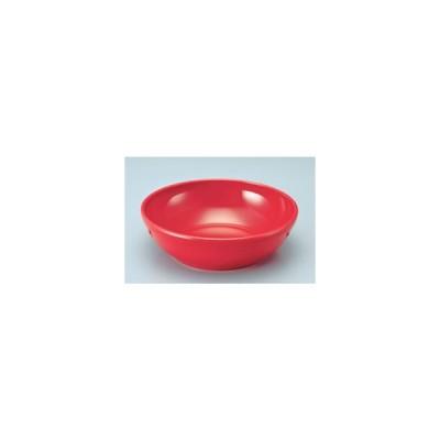 【お取り寄せ】エンテック/ポリプロA-2菜皿 (レッド)/NO.113R