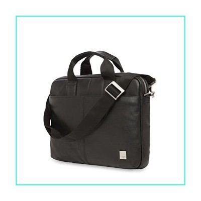 【新品】Knomo Luggage Men's Stanford, Black, One Size(並行輸入品)