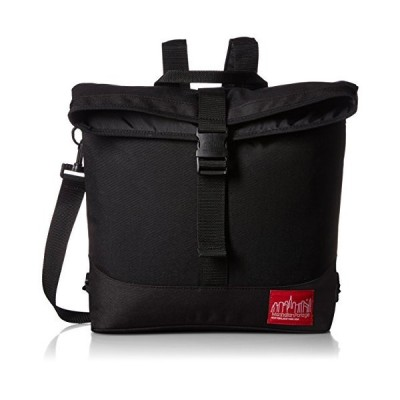 Manhattan Portage Double Dare Convertible Bag, Black【並行輸入品】