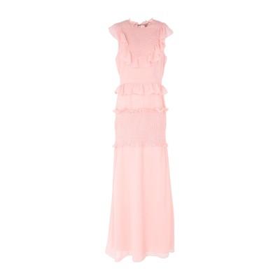 TRUE DECADENCE ロングワンピース&ドレス ピンク M 100% ポリエステル ロングワンピース&ドレス