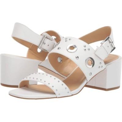 マイケル コース MICHAEL Michael Kors レディース サンダル・ミュール シューズ・靴 Caldwell Mid Optic White