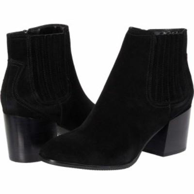ブロンド Blondo レディース ブーツ シューズ・靴 Sabina Waterproof Bootie Black Suede
