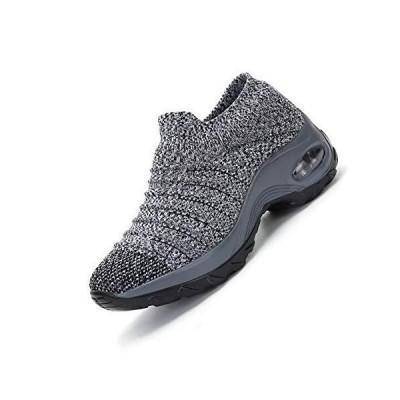 [ROVIS] レディーススニーカー ウォーキングシューズ 婦人靴 厚底スニーカー 運動靴 ナースシューズ 船型底 カジ