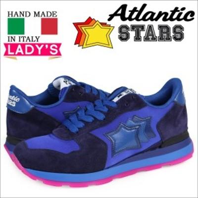 アトランティックスターズ Atlantic STARS ベガ スニーカー レディース VEGA BEC-25N ブルー