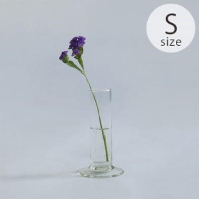 Horn Please ホーン プリーズ リューズガラス フラワーベース アルト S  フラワーベース 花瓶 ガラス シンプル